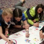 Girl Guides Art Project