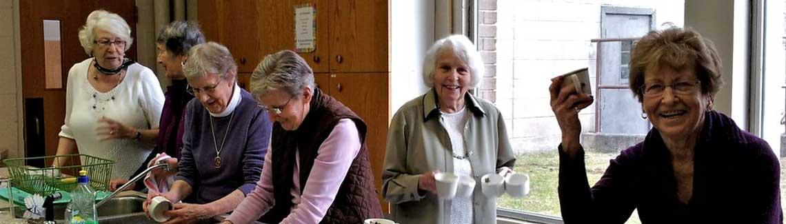 Caroline Harcourt Womens Fellowship