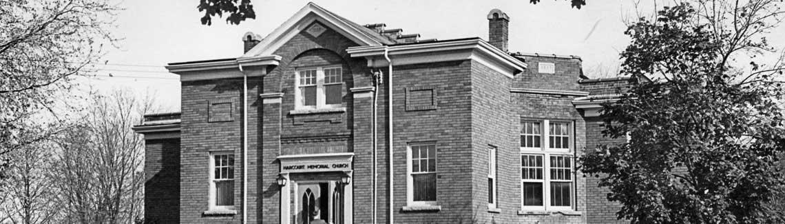 Harcourt History Banner